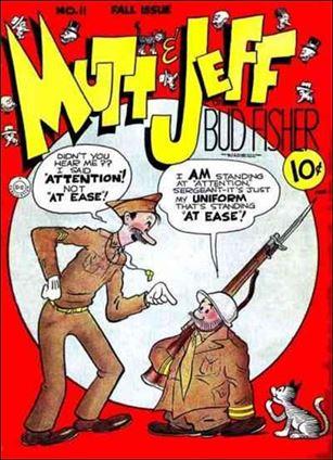 Mutt & Jeff 11-A