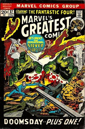 Marvel's Greatest Comics 37-A