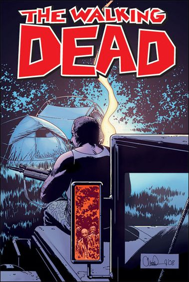 Walking Dead (2003) 55-A by Skybound Entertainment