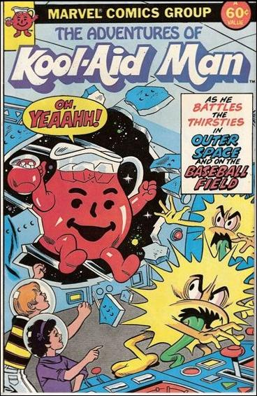 Adventures of Kool-Aid Man (1983) 1-A by Marvel