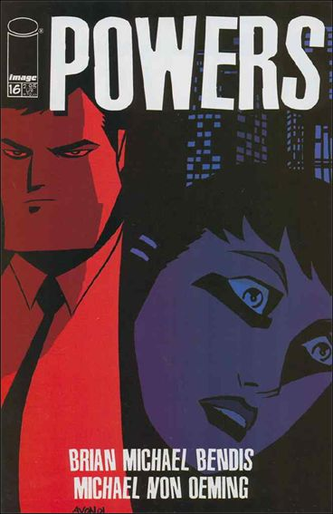 Powers (2000) 16-A by Image