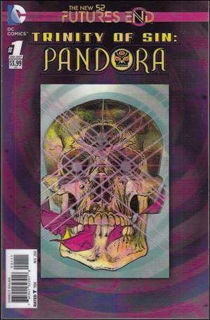 Trinity of Sin: Pandora: Futures End 1-A