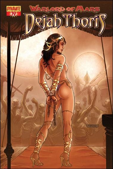 Warlord of Mars: Dejah Thoris 19-B by Dynamite Entertainment