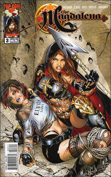 Magdalena (2003) 3-A by Top Cow
