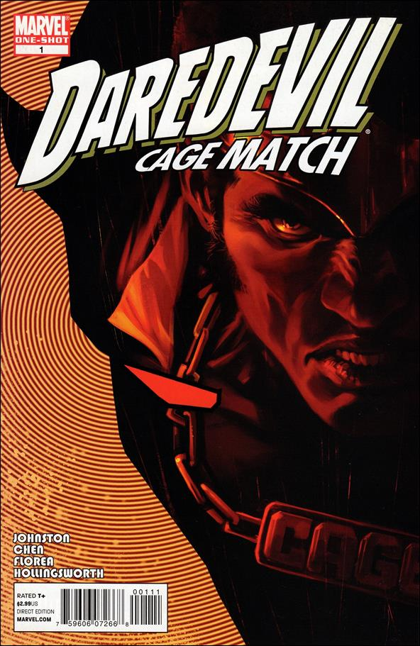 Daredevil: Cage Match 1-A by Marvel