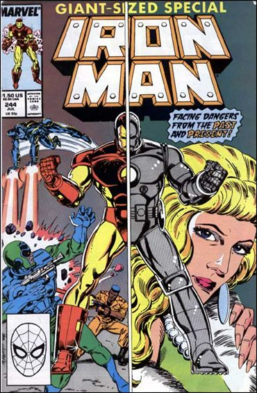 Iron Man (1968) 244-A by Marvel