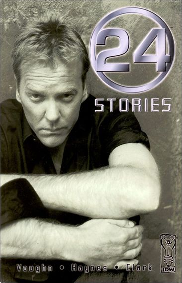 24: Stories 1-A by IDW