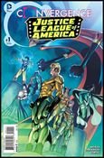 Convergence Justice League of America 1-A