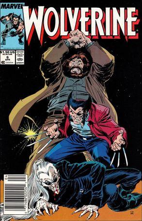 Wolverine (1988)  6-A