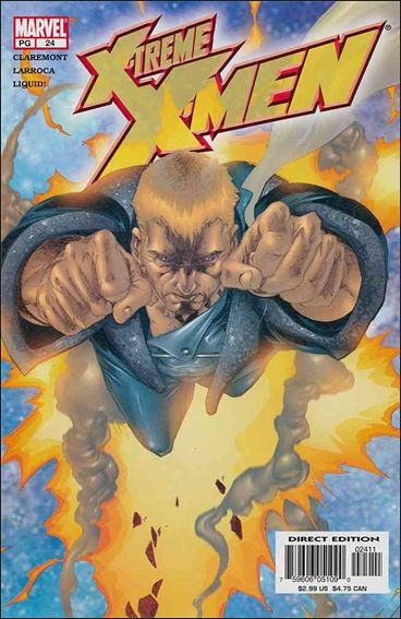 X-Treme X-Men (2001) 24-A by Marvel