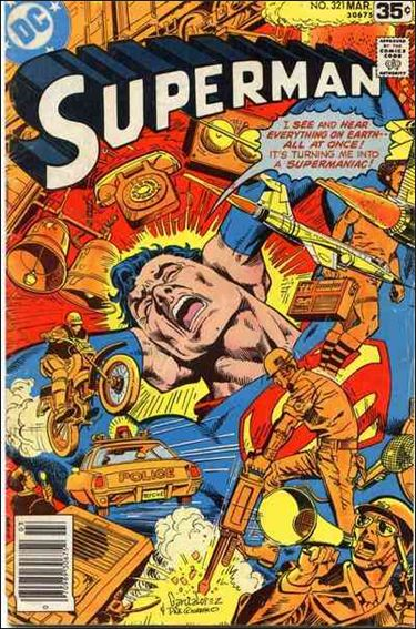 Superman (1939) 321-A by DC