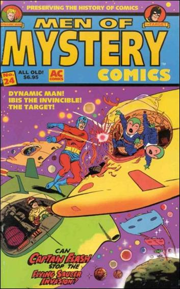 Men of Mystery 24-A by AC