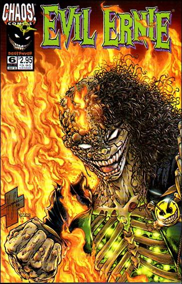Evil Ernie: Destroyer 6-A by Chaos! Comics