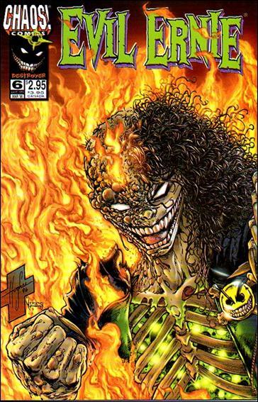 Evil Ernie: Destroyer 6-A by Chaos! Comics