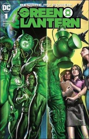 Green Lantern (2018) 1-G