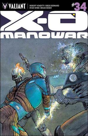 X-O Manowar (2012)  34-C