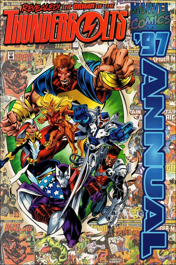 Thunderbolts Annual '97-A by Marvel