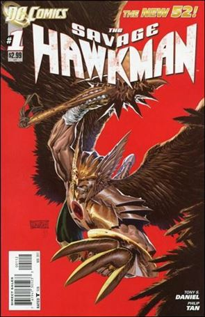 Savage Hawkman 1-B
