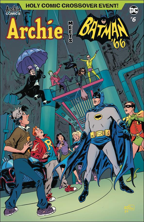 Archie Meets Batman '66 6-E by Archie