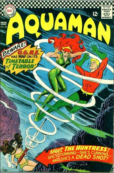 Aquaman (1962) 26-A by DC