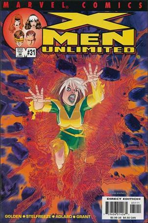 X-Men Unlimited (1993) 31-A
