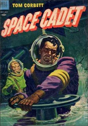 Tom Corbett, Space Cadet (1953) 6-A