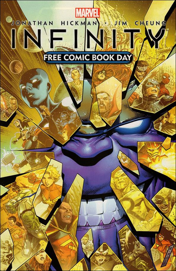 Free Comic Book Day 2013 (Infinity) 1-A by Marvel