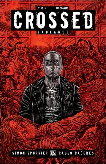 Crossed: Badlands 19-E by Avatar Press
