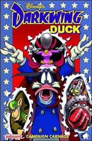 Darkwing Duck: Campaign Carnage nn-A by Kaboom!