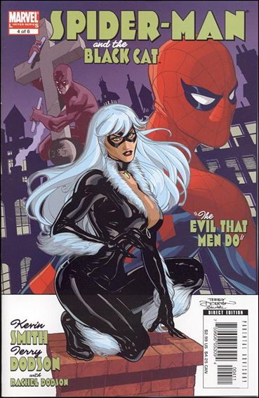 Spider-Man/Black Cat: The Evil That Men Do 4-A by Marvel