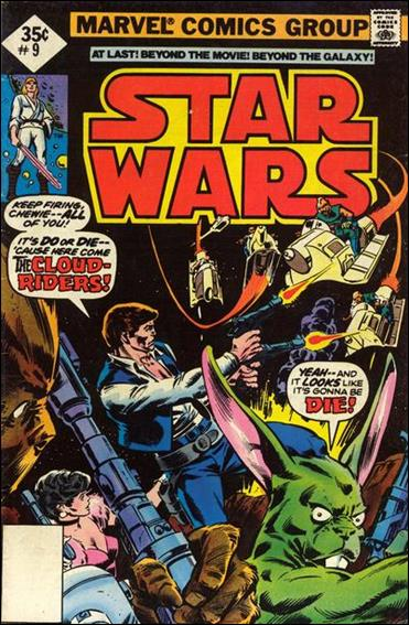 Star Wars (1977) 9-B by Marvel