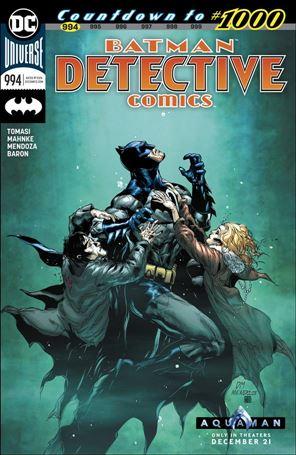 Detective Comics (1937) 994-A
