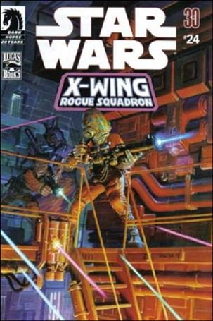 Star Wars: X-Wing Rogue Squadron 24-B