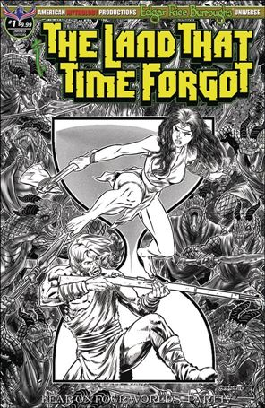 Edgar Rice Burroughs' The Land That Time Forgot: Fear on Four Worlds 1-D