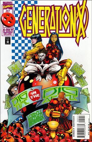 Generation X (1994) 5-A