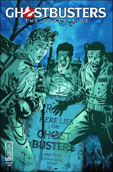 Ghostbusters: The Other Side 2-A by IDW