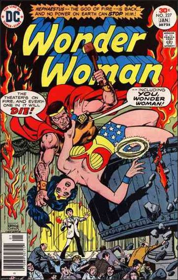 Wonder Woman (1942) 227-A by DC