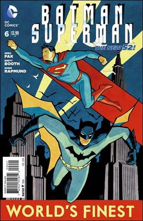 Batman/Superman 6-D