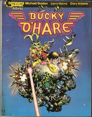 Bucky O'Hare nn-A by Continuity Comics