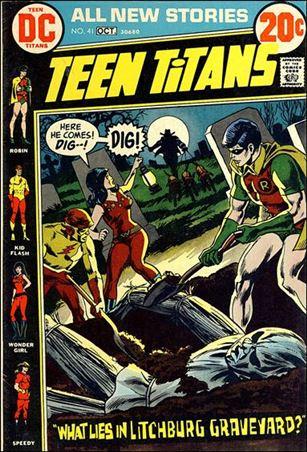 Teen Titans (1966) 41-A