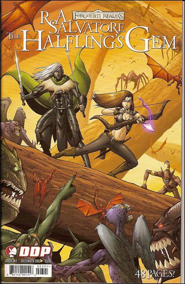 Forgotten Realms: Halflings Gem 3-A by Devil's Due