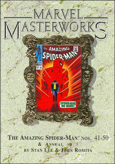 Marvel Masterworks: The Amazing Spider-Man 5-D by Marvel