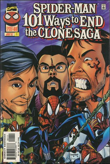 101 Ways to End the Clone Saga 1-A by Marvel