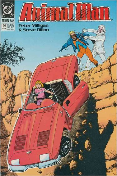 Animal Man (1988) 29-A by Vertigo