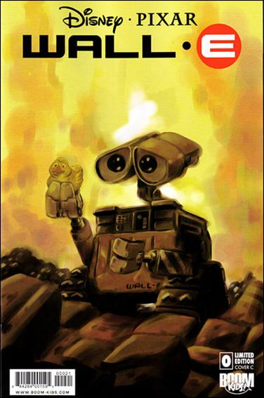 Wall-E 0-C by Boom! Kids