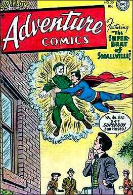 Adventure Comics (1938) 204-A by DC