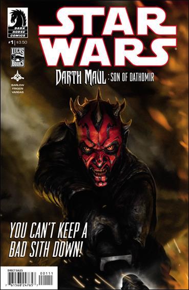 Star Wars: Darth Maul - Son of Dathomir 1-A by Dark Horse