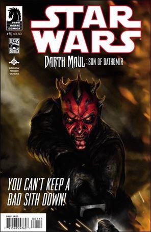 Star Wars: Darth Maul - Son of Dathomir 1-A