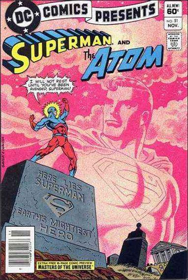 DC Comics Presents (1978) 51-A by DC