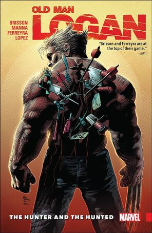Wolverine: Old Man Logan 9-A